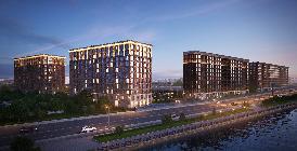 Лофт апартаменты Докландс (Docklands)