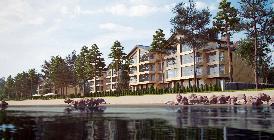 Первая линия. Life Energy Resort