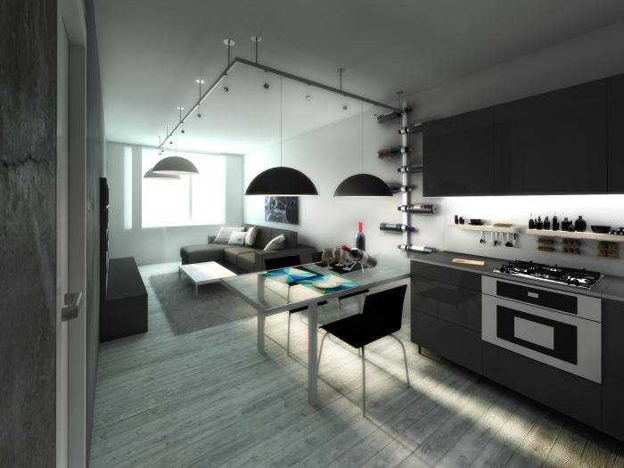 Готовые квартиры с отделкой под ключ от застройщика в